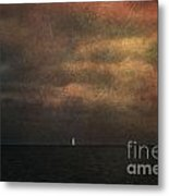 Dark Shore II Metal Print