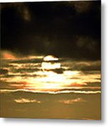 Dark Skys Metal Print by Sheldon Blackwell