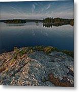 Darky Lake Metal Print