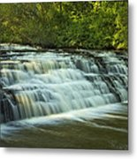 Darnley Cascade Metal Print