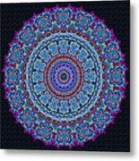 Darren's Mandala Metal Print