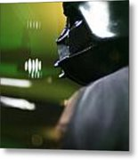 Darth Vader Metal Print by Micah May