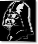 Darth Vader Star Wars Metal Print