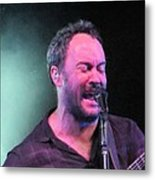 Dave In The Zone Metal Print