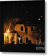 Davenport At Night Metal Print