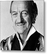 David Niven In Trail Of The Pink Panther  Metal Print by Silver Screen