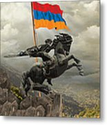 David Of Sassoun Metal Print