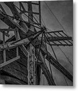 Davidson Windmill Metal Print