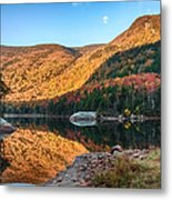 Dawn Over Kinsman Notch Metal Print
