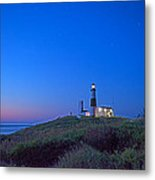 Dawn's Early Light At Montauk Point Metal Print
