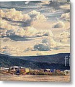 Dawson City Metal Print