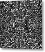 Daxdur Metal Print
