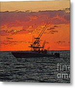 Day Break Metal Print