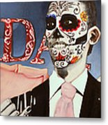 Day O Metal Print by Carlo Martinez