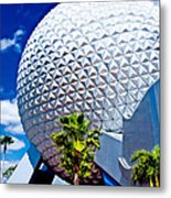 Daylight Dome Metal Print