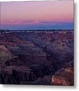 Days End Arizona Metal Print