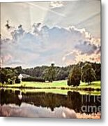 Days Of Wonder Metal Print
