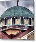 Dayton Mosque Metal Print