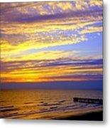 Daytona Beach Metal Print