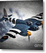 de Havilland Mosquito PR.Mk XVI Metal Print