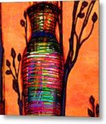 De Vase Metal Print