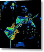 Dead #19 In Cosmic Colors Metal Print