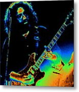 Dead #20 With Cosmic Enhancement 1 Metal Print