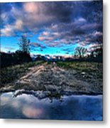 Dead End Metal Print by Phil Koch