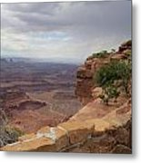 Dead Horse Point West Metal Print