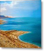 Dead Sea Metal Print