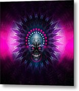 Deadstep Metal Print by George Smith