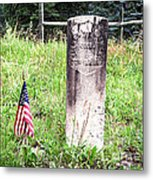 Death In Rico Colorado Metal Print