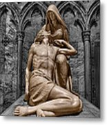 Death Of The Son Of God Metal Print
