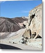 Death Valley #7 Metal Print