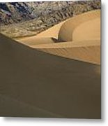 Death Valley Mesquite Flat Sand Dunes Img 0086 Metal Print