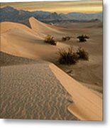 Death Valley Mesquite Flat Sand Dunes Img 0177 Metal Print