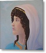 Deborah    Prophetess And Judge Metal Print
