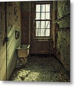 Decade Of Decay Metal Print