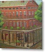 Decatur Metal Print