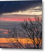 December County Clare Sunrise Metal Print