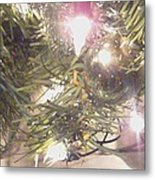 Deck The Halls 2011 Metal Print by Feile Case