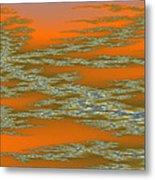 Deep Color Field 3 Metal Print
