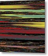 Deep Color Field Metal Print