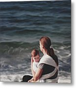 Deep Love Metal Print