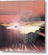 Deep Space Fantasy Metal Print