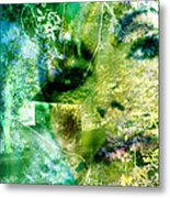 Deep Woods Wanderings Metal Print
