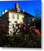 Deerfield House 1 Metal Print