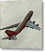 Definition - Boeing 747 Metal Print