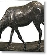 Degas, Edgar 1834-1917. Horse Metal Print