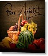 Delectable Sight Metal Print